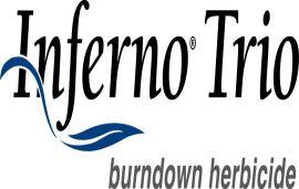 爱利思达(加拿大)推出除草剂INFERNO® TRIO 活性成分三合一高效防治抗性杂草