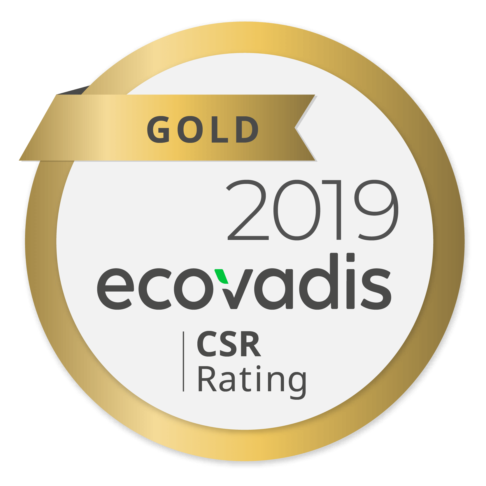 CABB's Pratteln site wins gold in EcoVadis CSR Scorecard