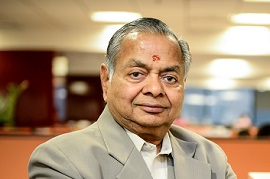 R. G Agarwal, Chairman of Dhanuka Agritech Ltd: water management key to sustainable agriculture growth