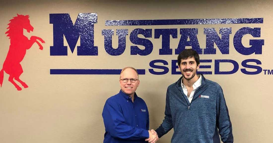 Mustang Seeds, GDM announce joint venture