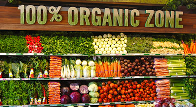 Why Organic Food on the Shelves is Suspicious
