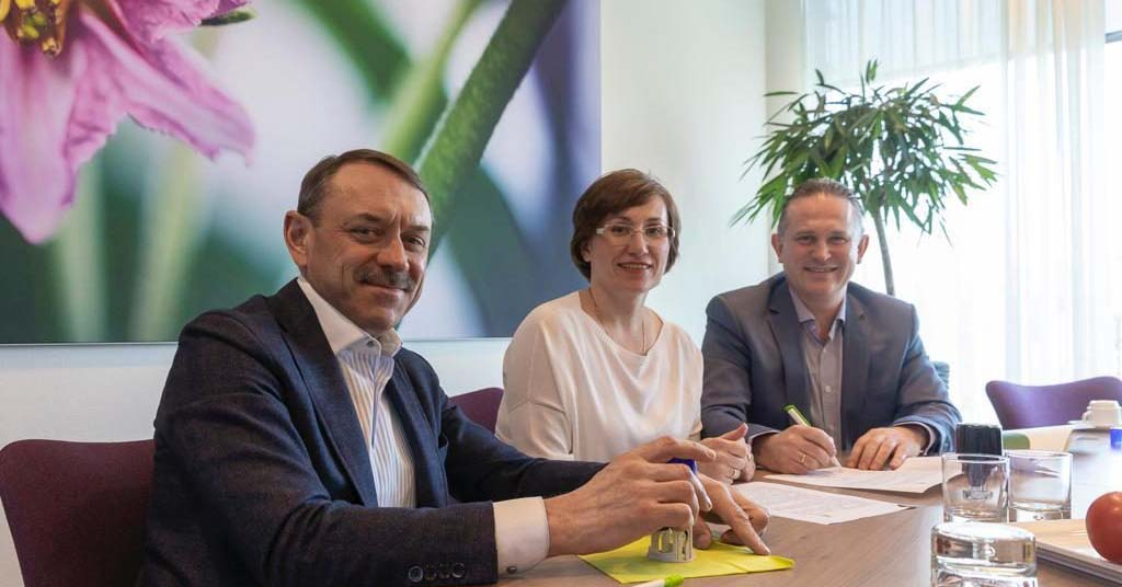 ECO-Culture signs exclusive seed supply agreement with Enza Zaden and Rijk Zwaan