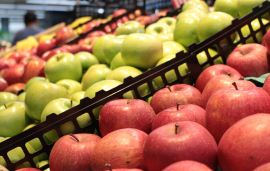 Research from UFG proves that fungicide imazalil penetrates into apple peel