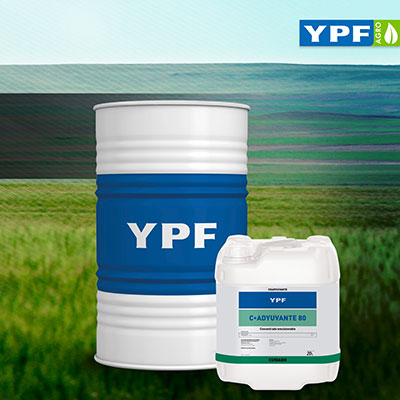 YPF Brasil diversifies its line of agricultural products with adjuvanted mineral oils