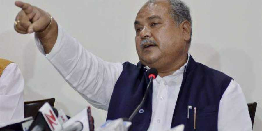 Kharif crop production expected to be bumper: India Agriculture Minister Narendra Singh Tomar