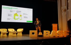 BASF presents new fungicide Dagonis® in Spain