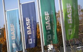 Year after merger, BASF has big plans