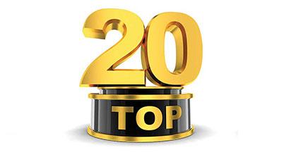 2018 年全球种业 Top 20 排行榜