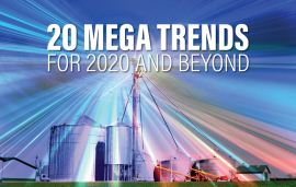 20 Mega Trends for 2020 and Beyond