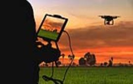 Drones and Indian farming: A case study