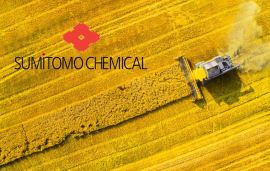 Sumitomo Chemical strengthens its crop protection business for sustainable agriculture