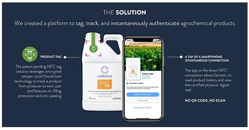 Lonza Crop Protection pioneers digital technology to improve product traceability and authenticity in crop protection