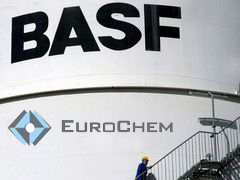 EuroChem completes acquisition of BASF's fertilizer assets