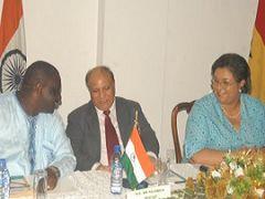 Ghana, India deepen talks on $1.2bn fertilizer plant