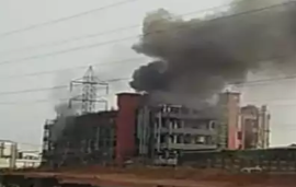 India: Six killed in blasts and fire at Gharda Chemicals
