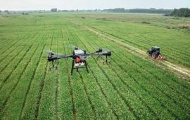 Azerbaijan launches production of ''agricultural drones'' for the first time