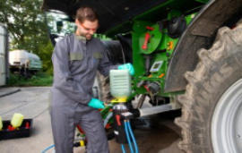 Belchim Crop Protection, FMC Corporation and Rovensa Group support easyconnect closed transfer system