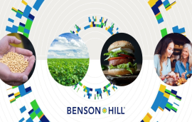 Benson Hill exceeds soybean acreage target for 2021 and begins commercialization of its innovative ultra-high protein soybean ingredients for food