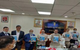 India: Bhagwanth Khuba addresses FICCI Interaction and Launch of GCPMH 2021