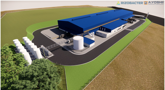 Rizobacter builds a new plant in Brazil and advances in offering premium agricultural adjuvants
