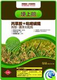 南京高正埂上抛®——中国首个漂浮大粒剂 稻田封闭除草方式革新