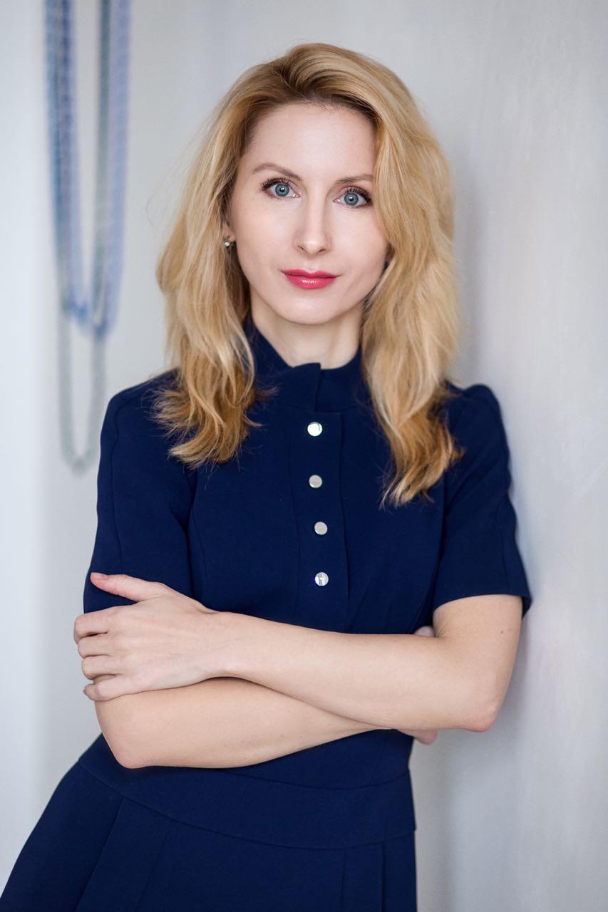 Svitlana Synkovska