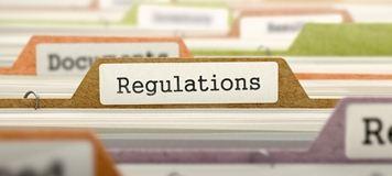 Latest Regulatory Changes